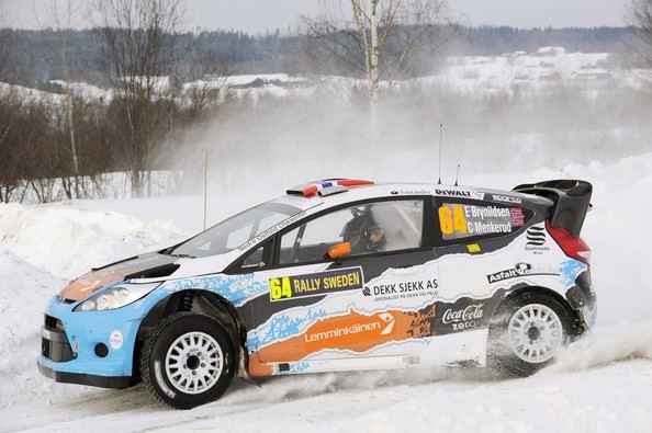 Eyvind Brynildsen Eyvind Brynildsen Photos FIA World Rally Championship