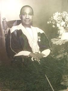 Ezekiel Tenywa Wako of Busoga