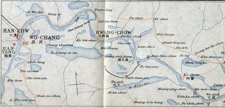 Ezhou in the past, History of Ezhou