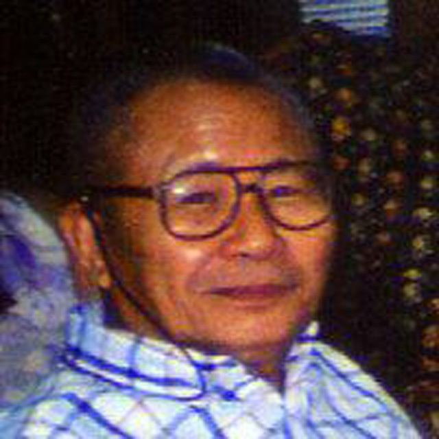 F. Landa Jocano F Landa Jocano anthropologist and UP professor emeritus