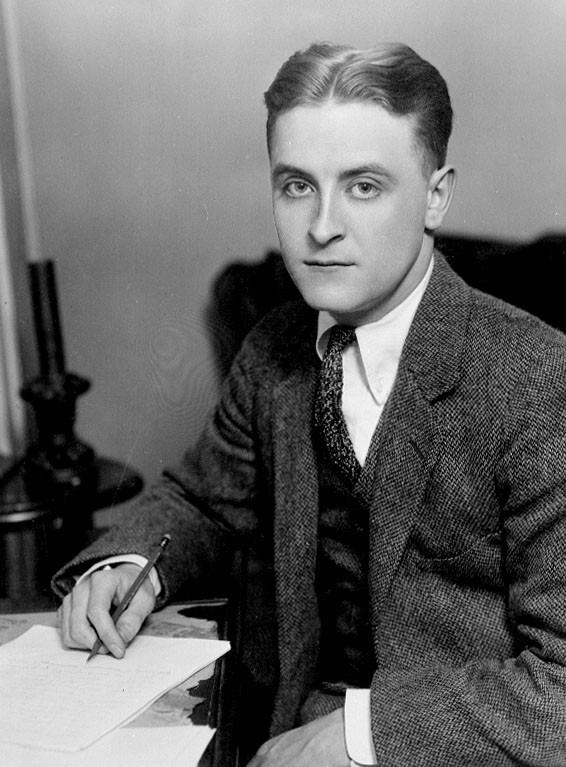 F. Scott Fitzgerald F Scott Fitzgerald Wikipedia the free encyclopedia