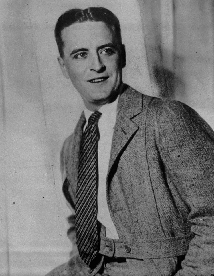 F. Scott Fitzgerald F Scott Fitzgerald Poets amp Writers Photo 36684313