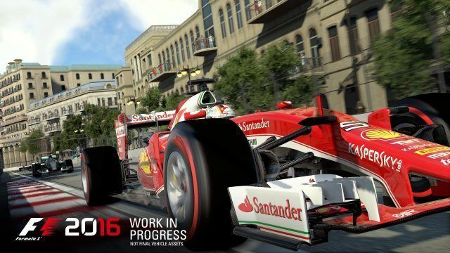 F1 2016 (video game) Coming soon the official F1 2016 game