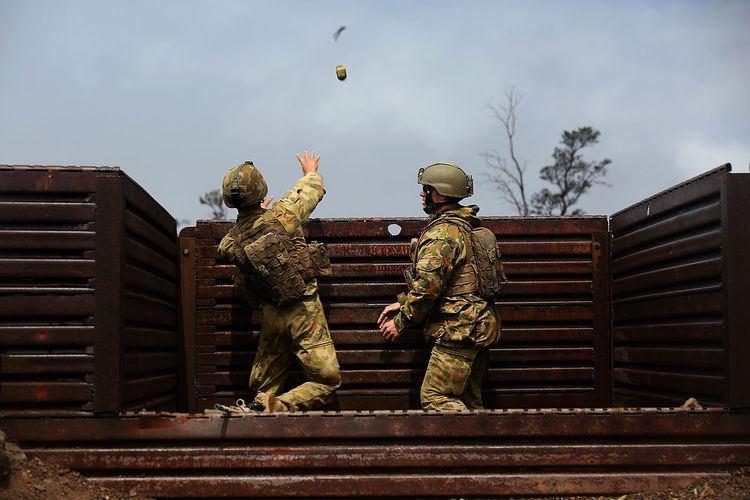 F1 grenade (Australia)