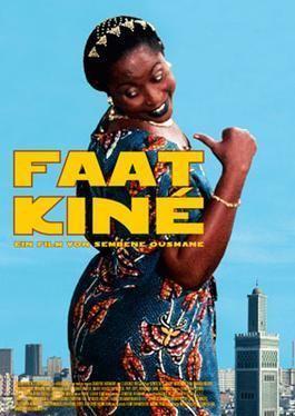 Faat Kine movie poster