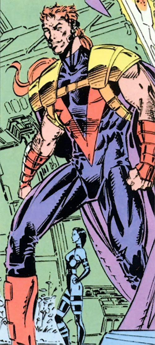 Fabian Cortez Fabian Cortez Marvel Comics XMen foe Acolytes Magneto