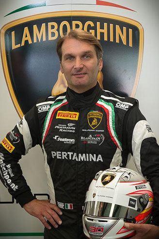 Fabio Babini Fabio Babini Driver Lamborghini Squadra Corse