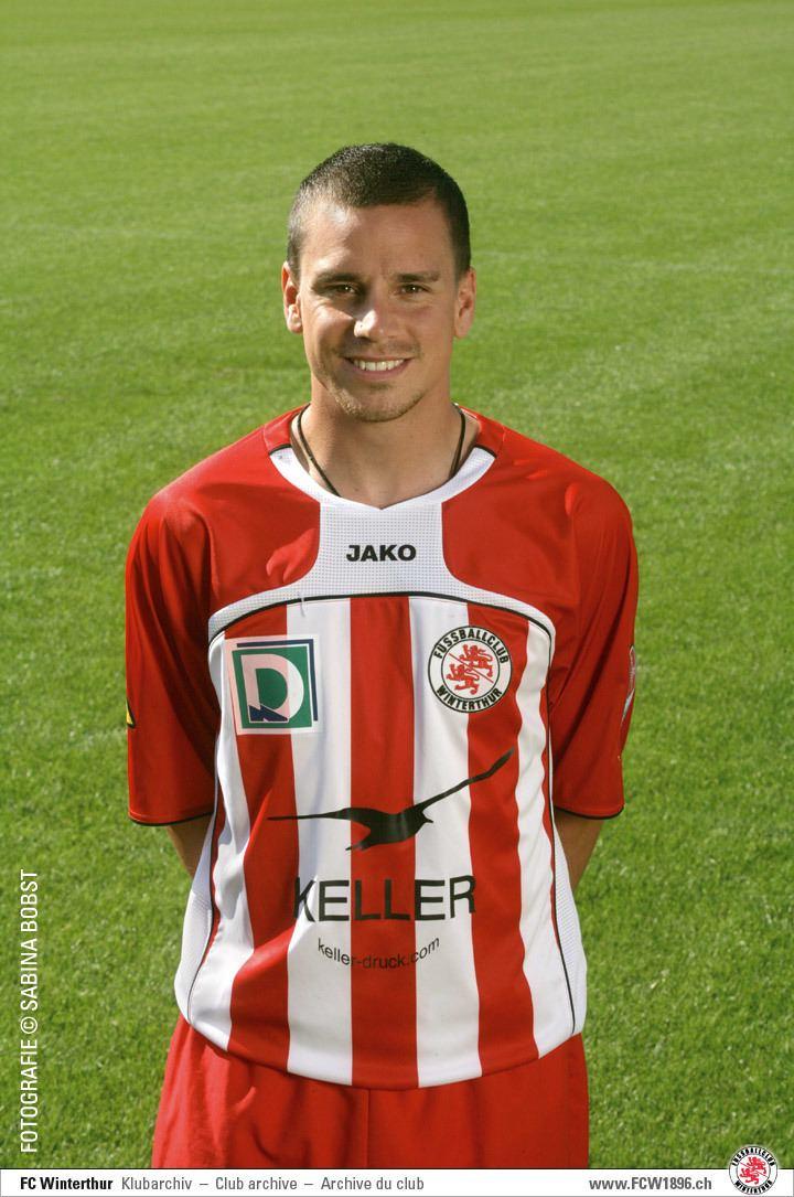 Fabio Digenti Fabio Digenti FC Winterthur FC Winterthur Archiv