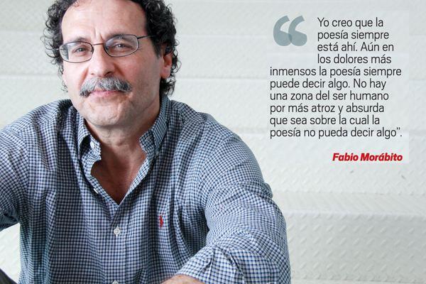 Fabio Morabito Fabio Morbito la poesa siempre dice algo FILA 2014