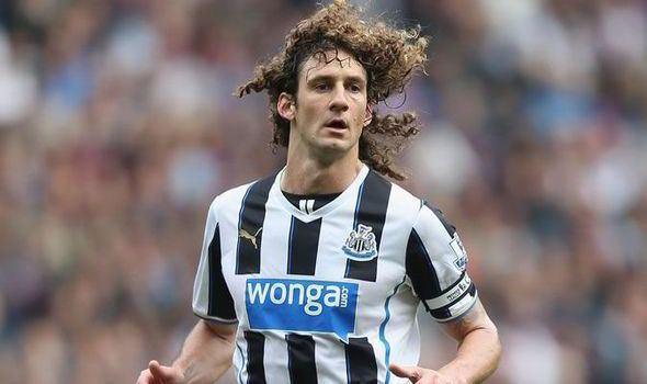 Fabricio Coloccini Fabricio Coloccini puts end to Newcastle quit speculation