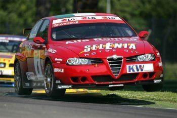 Fabrizio Giovanardi italiaspeedcom 2005 FIA World Touring Car Championship