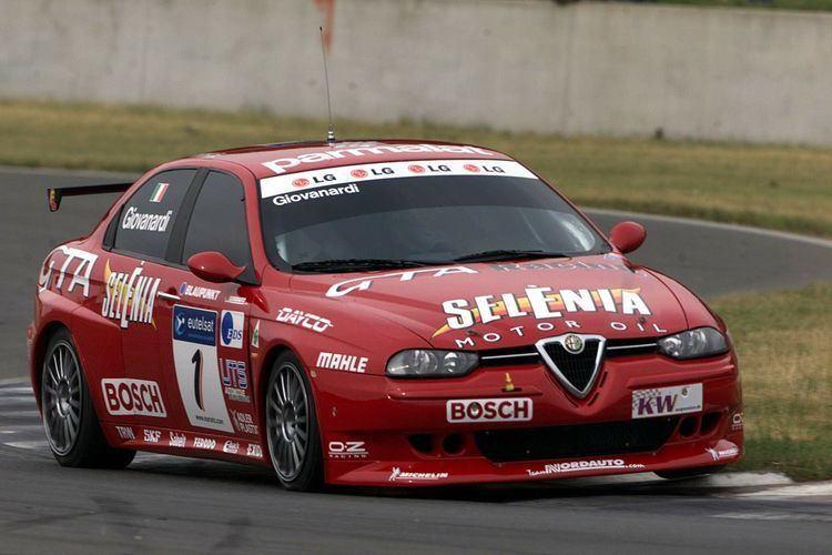 Fabrizio Giovanardi italiaspeedcom the Italian Automotive news information