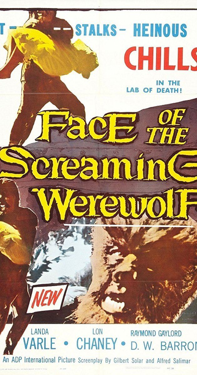 Face of the Screaming Werewolf Face of the Screaming Werewolf 1964 IMDb