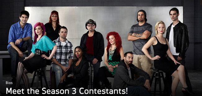 Face Off (season 2) httpssmediacacheak0pinimgcomoriginals4c