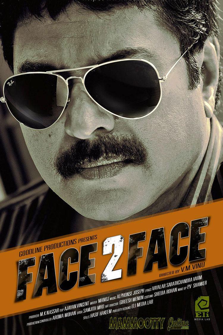 Face2Face (2012 Malayalam film) mammoottyonlinecomwpcontentuploadsFace2Face
