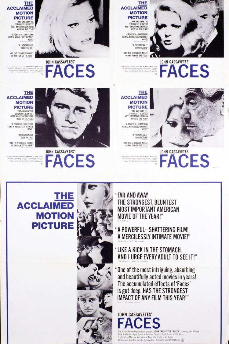 Faces (film) wwwgstaticcomtvthumbmovieposters55985p55985