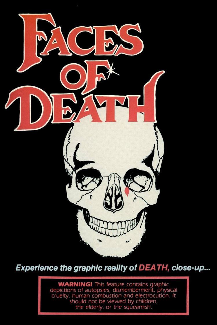 Faces of Death wwwthehorrorbullpodcastcomwpcontentuploads20