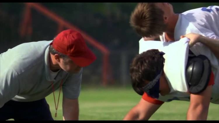 Facing the Giants The Death Crawl scene from Facing the Giants YouTube