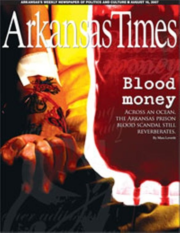 Factor 8: The Arkansas Prison Blood Scandal httpsmedia1fdncmscomarktimesimagerbloodya