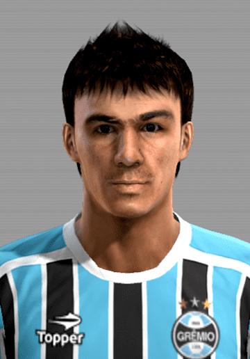 Facundo Bertoglio Facundo Bertoglio face for Pro Evolution Soccer PES 2013