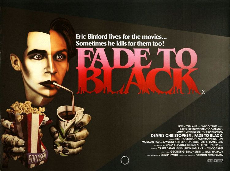 Fade to Black (1980 film) Fade to Black 1980 LookbackReview
