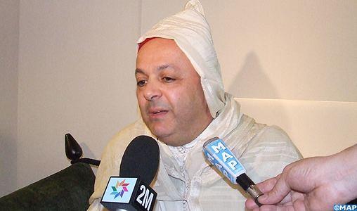 Fadel Benyaich Le Roi Juan Carlos quotattach au dveloppementquot des