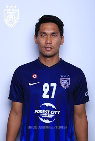 Fadhli Shas Fadhli Shas Official website of Johor Darul Tazim FC JDT The