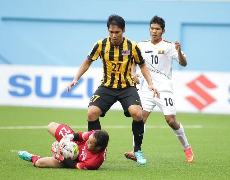 Fadhli Shas AFF Suzuki Cup analysis Malaysia 0 Myanmar 0 FourFourTwo