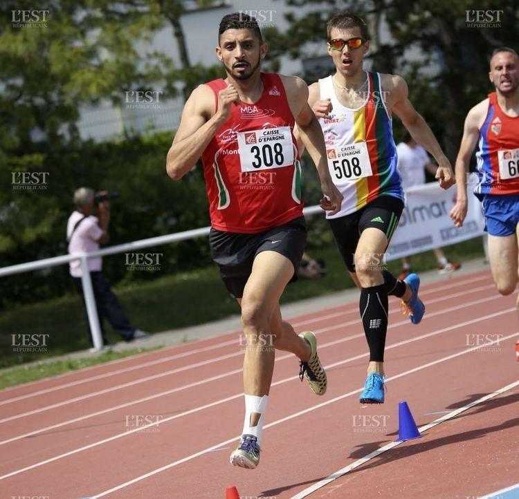 Fadil Bellaabouss Sport franccomtois Fadil Bellaabouss MBA a un bon
