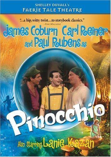 Faerie Tale Theatre Faerie Tale Theatrequot Pinocchio TV Episode 1984 IMDb