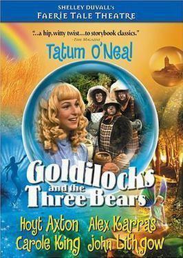 Faerie Tale Theatre Goldilocks and the Three Bears Faerie Tale Theatre Wikipedia