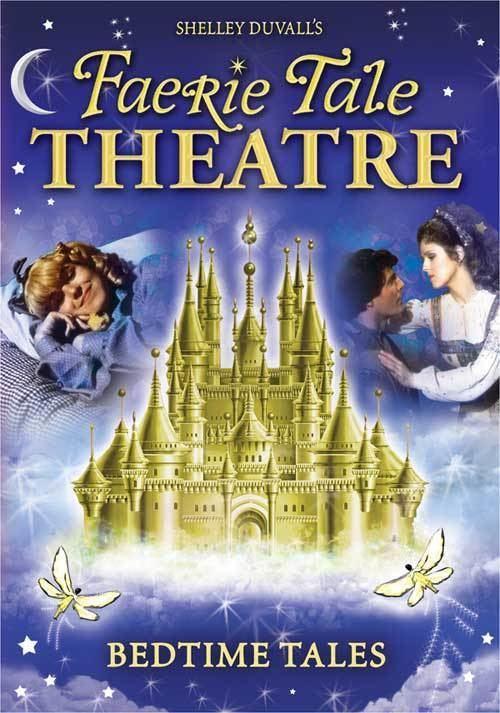Faerie Tale Theatre Faerie Tale Theatre DVD news Announcement for Faerie Tale Theatre