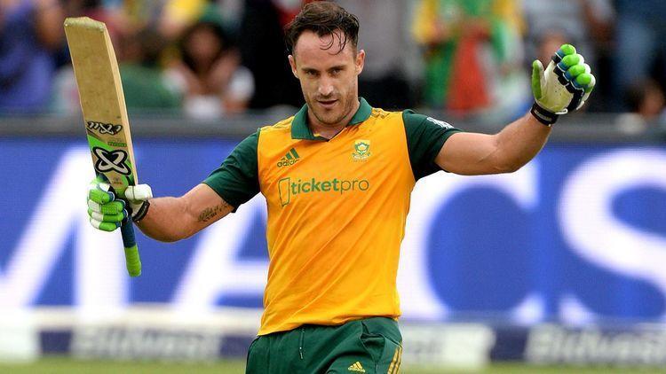 Faf du Plessis South Africa Cricket PlayersCricket World