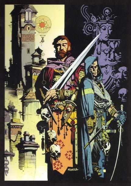 Fafhrd and the Gray Mouser statictvtropesorgpmwikipubimagesmignolaillme