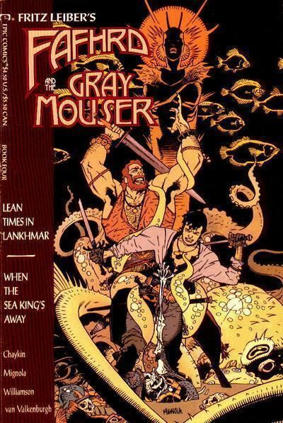 Fafhrd and the Gray Mouser 1000 images about Fafhrd amp the Gray Mouser on Pinterest Search