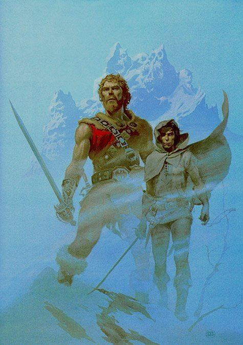 Fafhrd and the Gray Mouser Where to start with Fafhrd and the Gray Mouser Fantasy