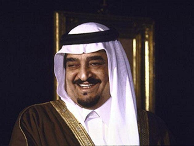 Fahd of Saudi Arabia The late King of Saudi Arabia his 39secret39 Christian wife