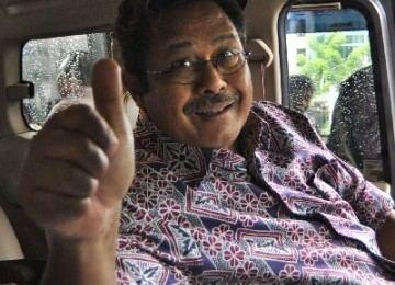 Fahmi Idris Fahmi Idris quotPamerquot ke KPK sebagai Mantan Menteri yang tak