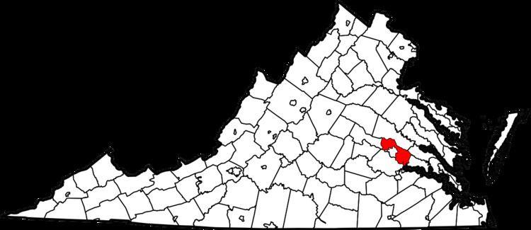 Fair Oaks, Henrico County, Virginia