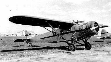 Fairchild 82 Chuck McAvoy crash found