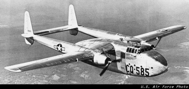Fairchild C-119 Flying Boxcar Fairchild C119 Flying Boxcar