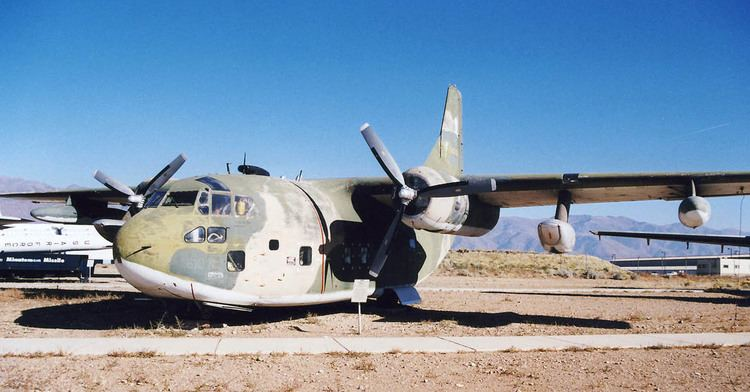 Fairchild C-123 Provider Oldprops Fairchild C123
