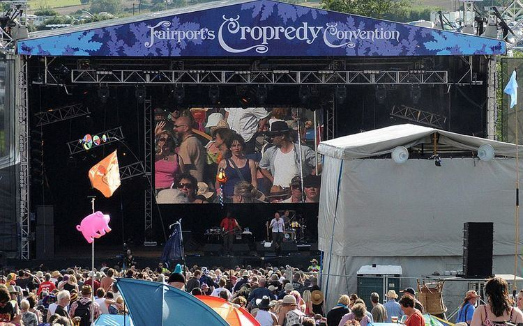Fairport's Cropredy Convention appearances