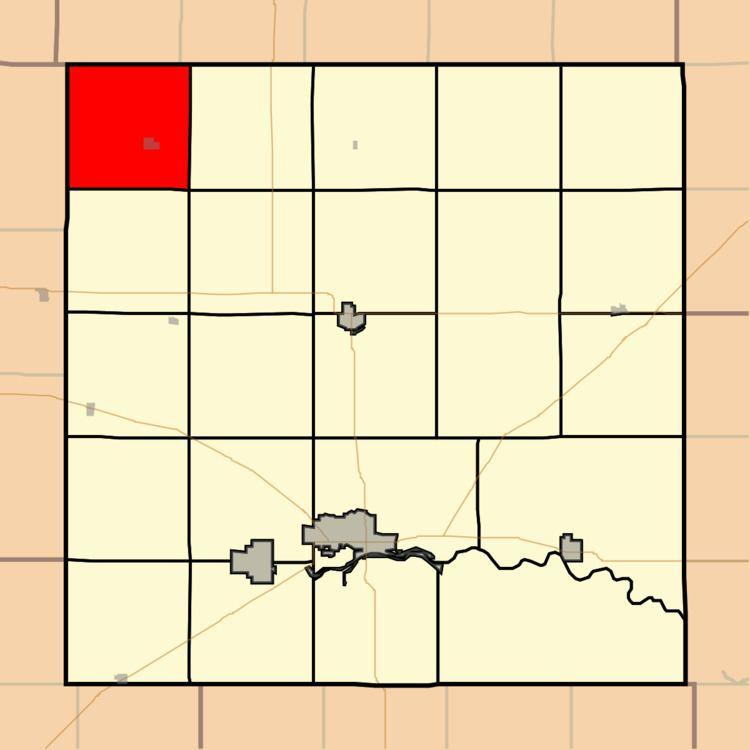 Fairview Township, Barton County, Kansas