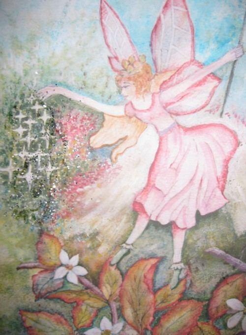 Fairy painting Fairies oil paintingFairies paintingsAbout FairiesFairies oil