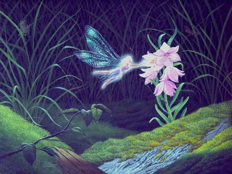 Fairy painting Fairy Paintings Page 2