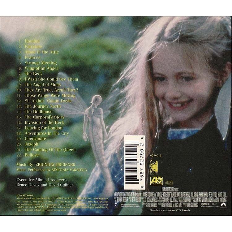 FairyTale: A True Story Fairytale a true story by Zbigniew Preisner CD with ouvrier Ref