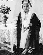 Faisal II of Iraq Faisal II of Iraq Wikipedia the free encyclopedia
