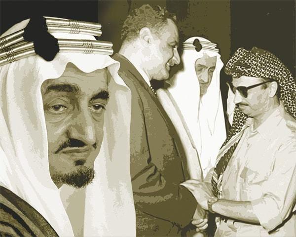 Faisal of Saudi Arabia Smokers39 Corner Once upon a Saudi king Pakistan DAWNCOM
