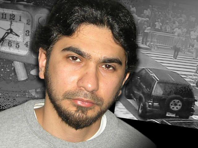 Faisal Shahzad Times Square Car Bomb CBS New York